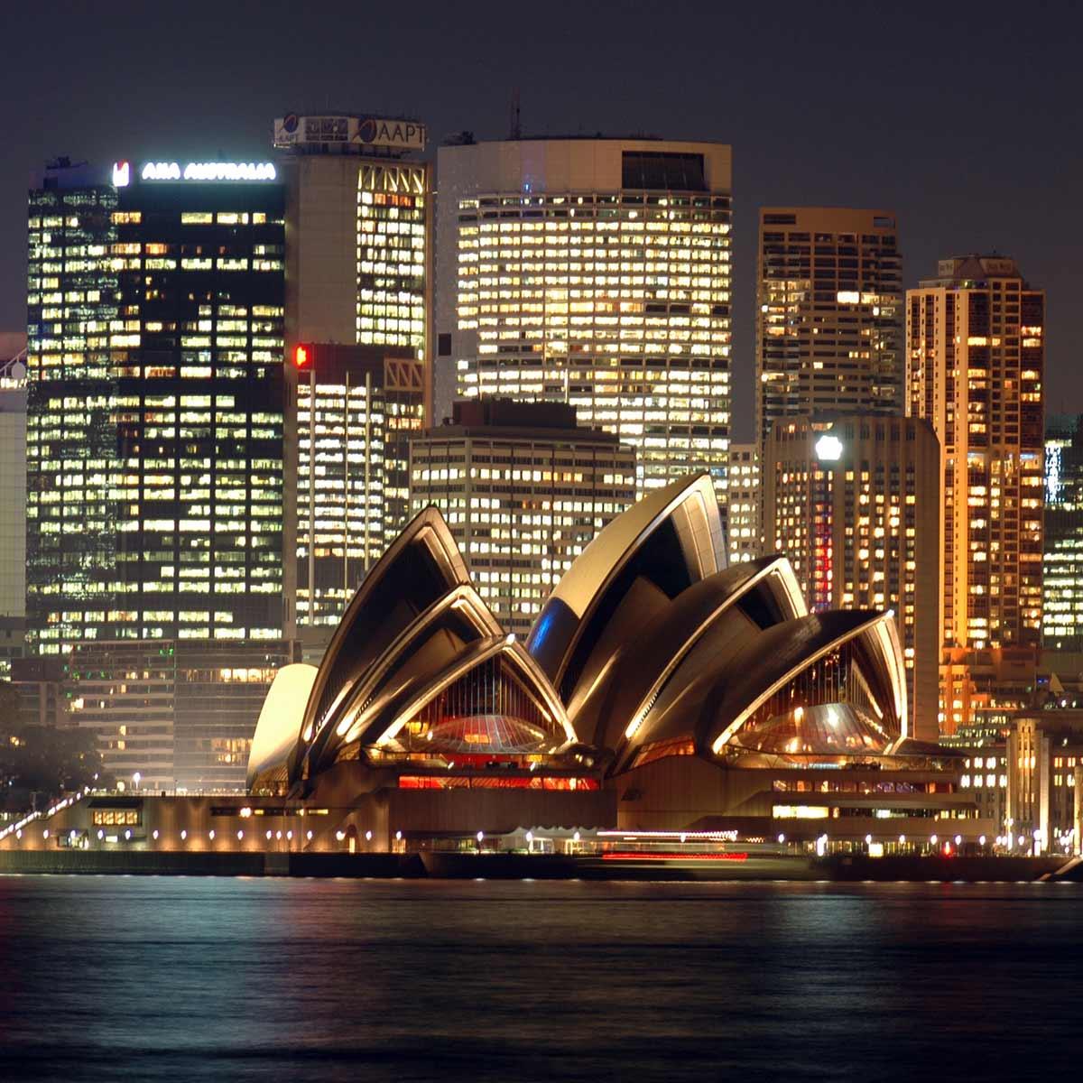 Wiza do Australii pozwoli zobaczyć Operę w Sidney