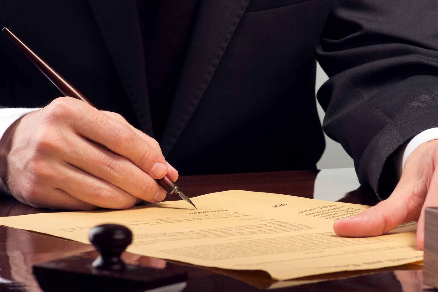 Legalizacja dokumentów w ambasadzie