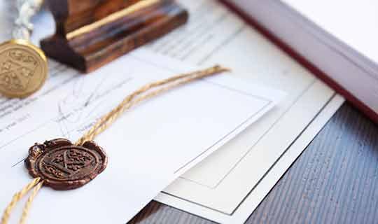 Apostille - legalizacja dokumentów