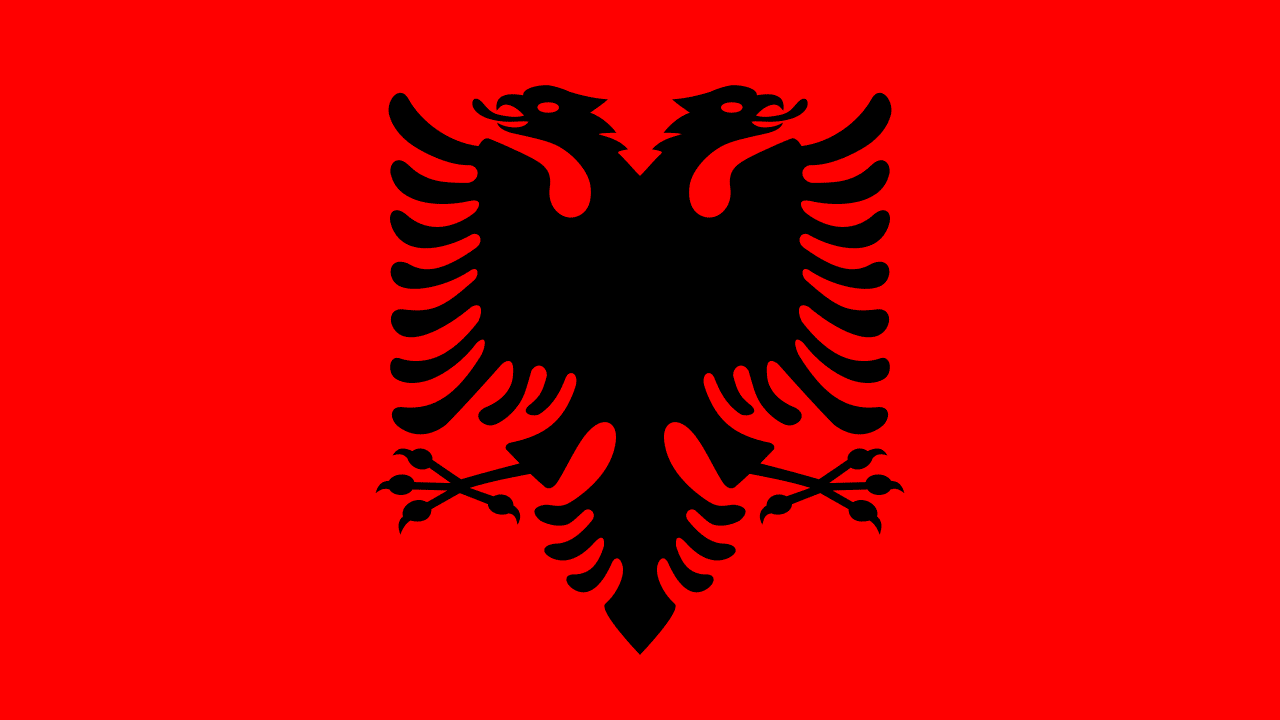Wiza do Albanii, Ambasada Albanii