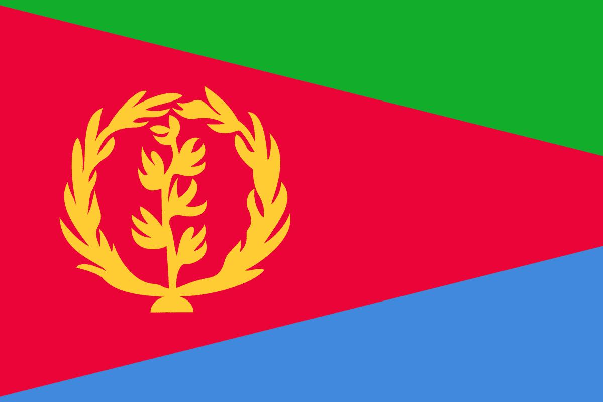 Erytrea wiza do Erytrei