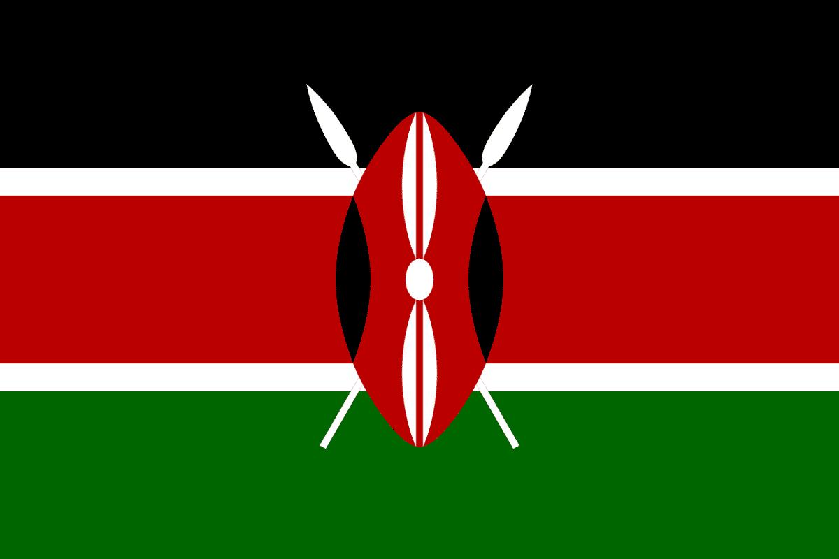 Wiza do Kenii.