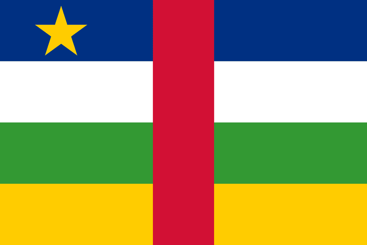 Wiza do Republiki Środkowoafrykańskiej