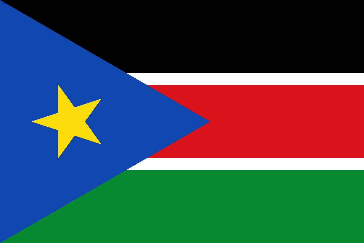 Sudan Południowy wiza