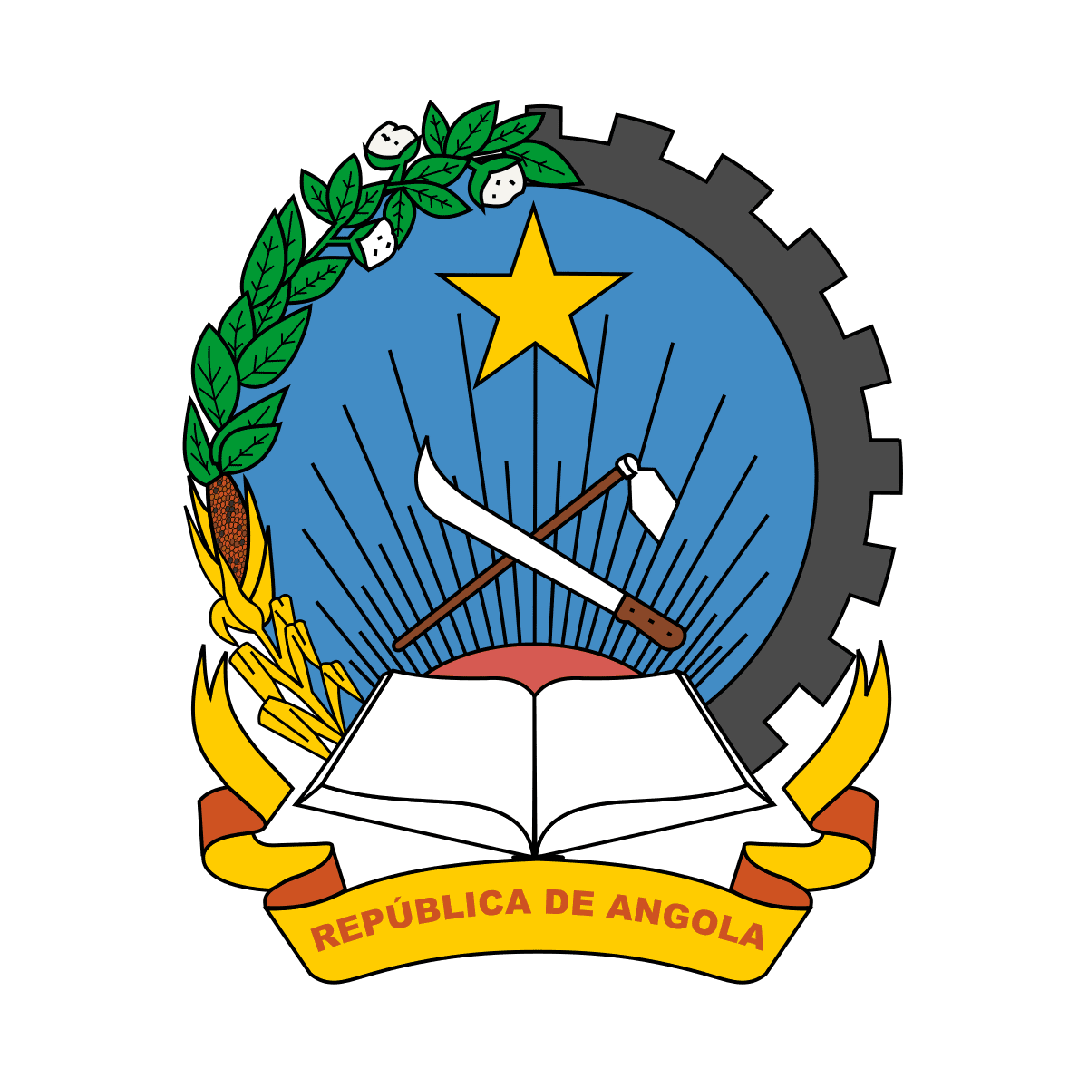 Ambasada Angoli