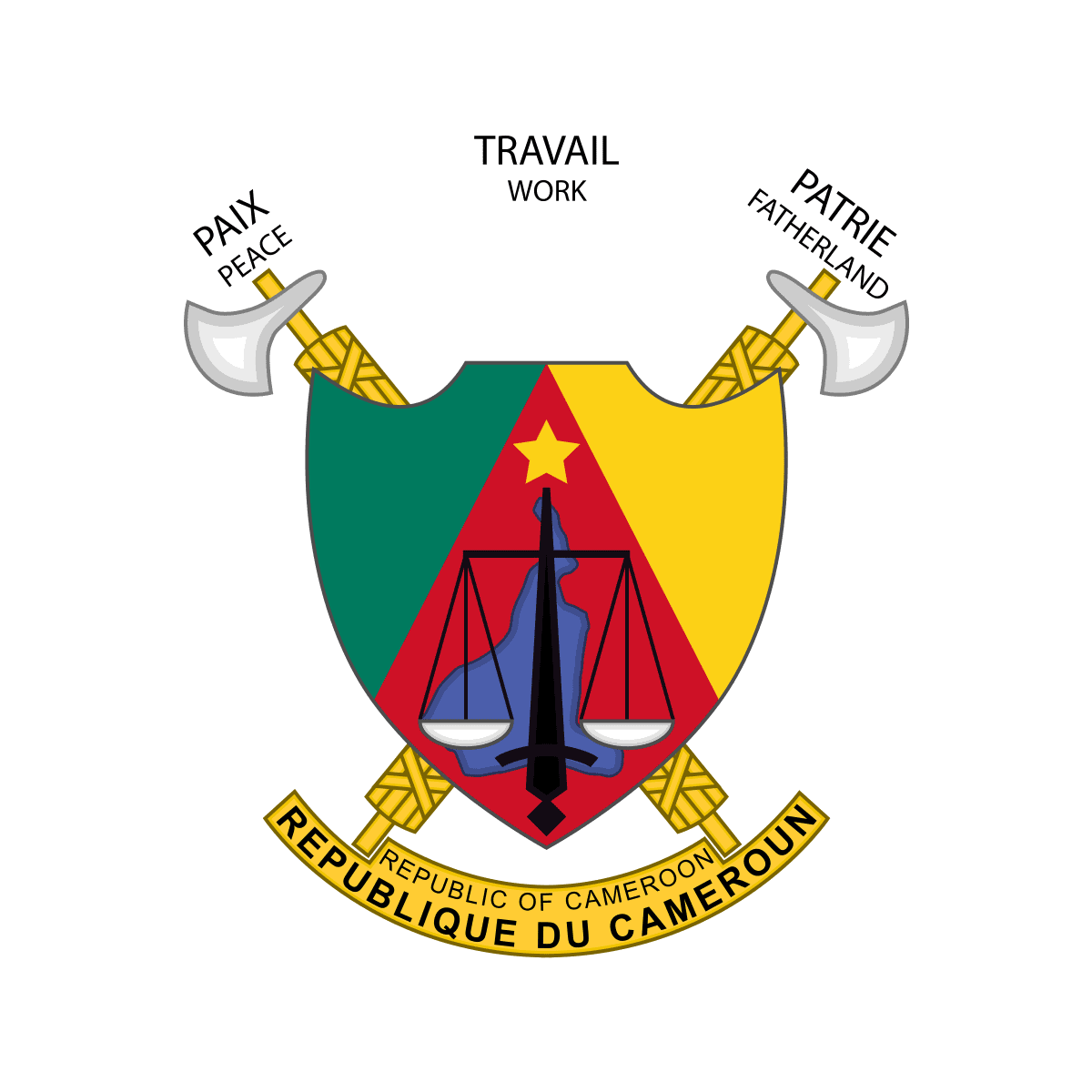 Ambasada Kamerunu. Wiza do Kamerunu.