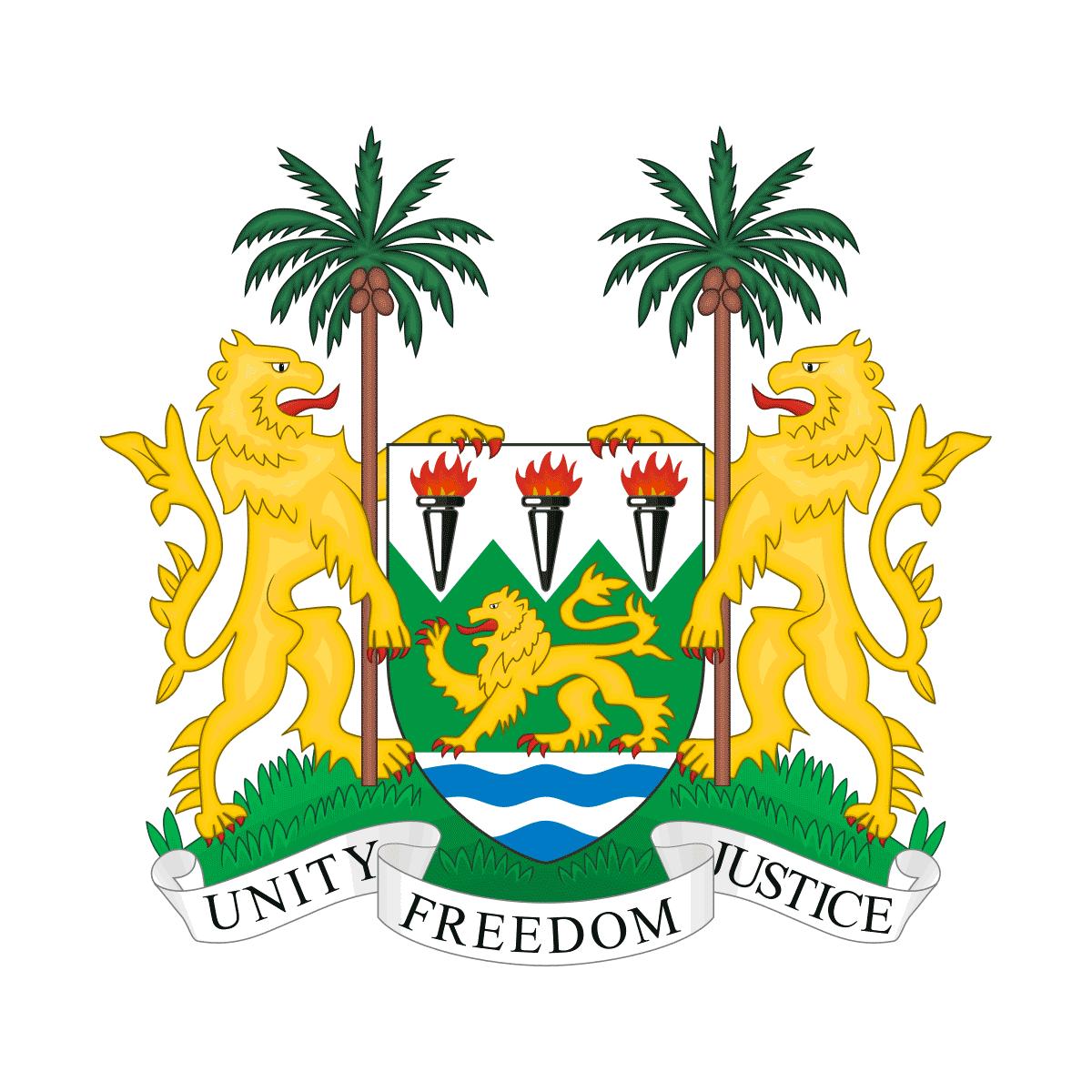 Ambasada Sierra Leone. Wiza do Sierra Leone