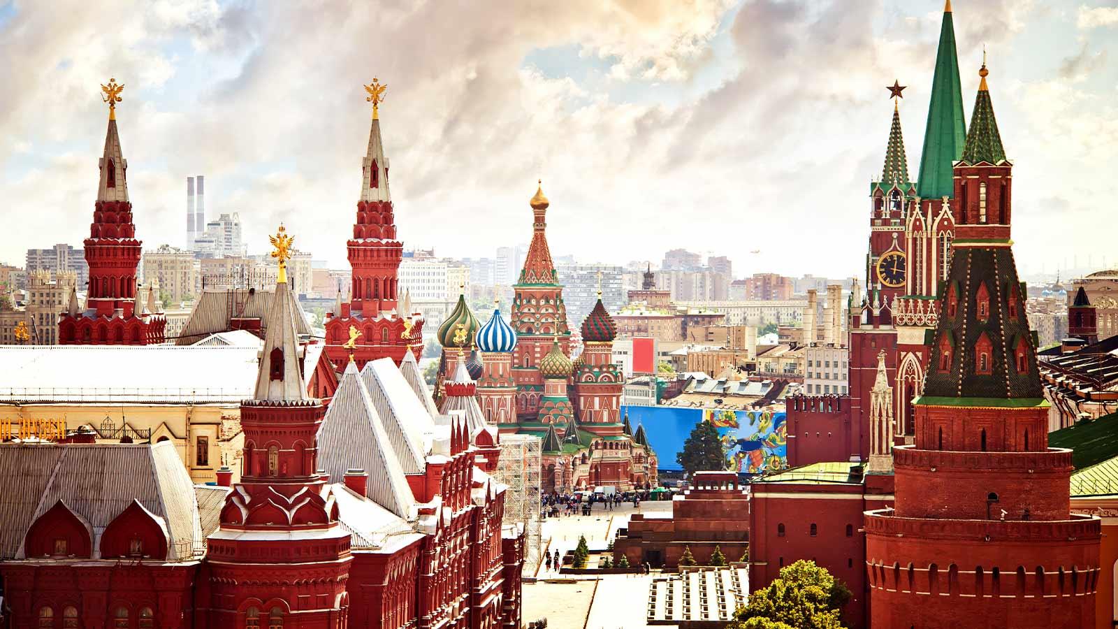 Wiza do Rosji Gdańsk